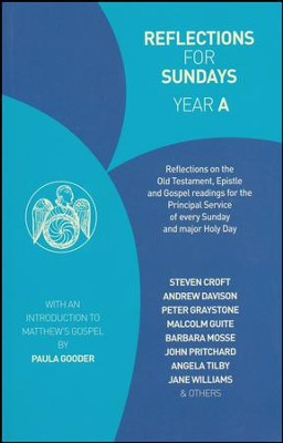 Reflections for Sundays, Year A  -     By: Rosalind Brown, Steven Croft, Andrew Davison