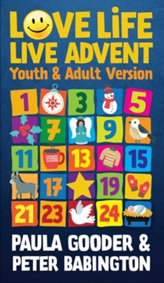 Love Life Live: Advent Adult and Youth - pack of 10  -     By: Paula Gooder, Peter Babington