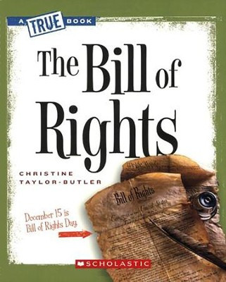 The Bill of Rights  -     By: Christine Taylor-Butler