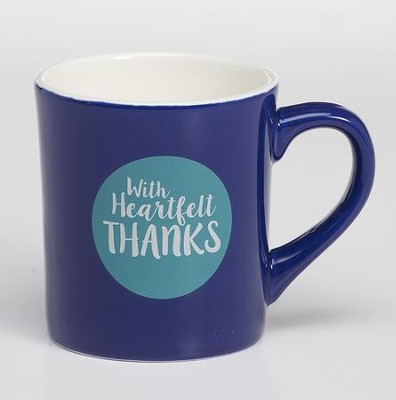 I Do Not Cease To Give Thanks Ceramic Mug  -