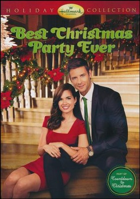 Best Christmas Party Ever, DVD   -