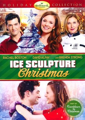 Ice Sculpture Christmas, DVD   -