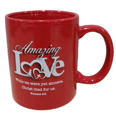 God's Amazing Love Mug  -