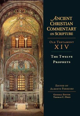 The Twelve Prophets: Ancient Christian Commentary on Scripture, OT Volume 14 [ACCS]  -     Edited By: Alberto Ferreiro, Thomas C. Oden     By: Alberto Ferreiro, ed.