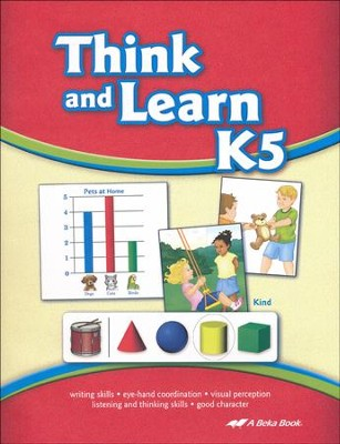 Abeka Think and Learn--Grade K5   -