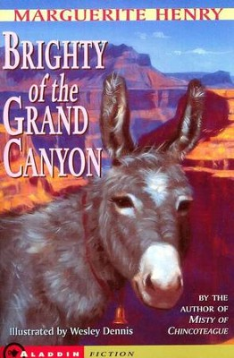 Brighty of the Grand Canyon   -     By: Marguerite Henry
