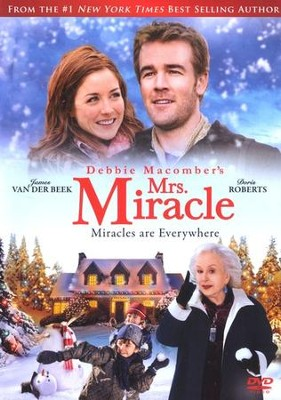 Mrs. Miracle, DVD   -     By: Debbie Macomber