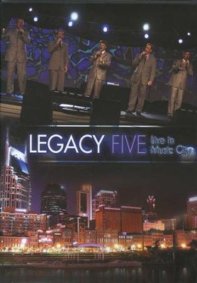Legacy Five: Live in Music City   -     By: Legacy Five