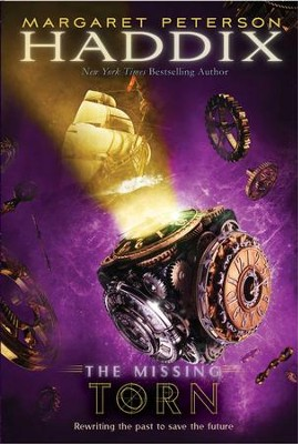 Torn - eBook  -     By: Margaret Peterson Haddix