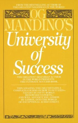 Og Mandino's University of Success - eBook  -     By: Og Mandino