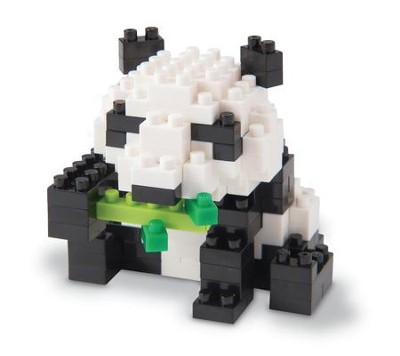 Nanoblock Mini, Giant Panda   -