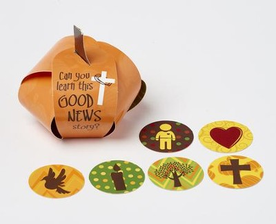 For God so Loved the World Activity Cards  -