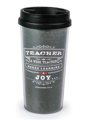 Teacher, Makes Learning A Joy Tumbler  -