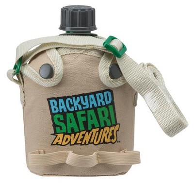 Back Yard Safari Field Canteen   -