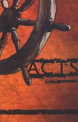 Acts: Lectio Divina for Youth  -     By: Mark Moore