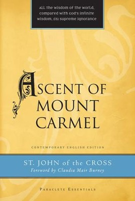 Ascent of Mt. Carmel - eBook  -     By: John of the Cross