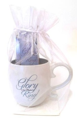 Glory To the Newborn King, Mug, Pen, Bookmark Set  -