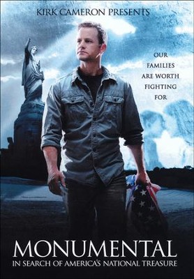 Monumental, DVD   -     By: Kirk Cameron