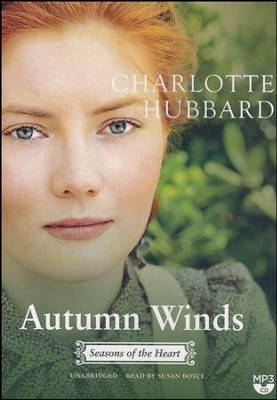 #2: Autumn Winds - unabridged audio book on MP3-CD  -     Narrated By: Susan Boyce     By: Charlotte Hubbard