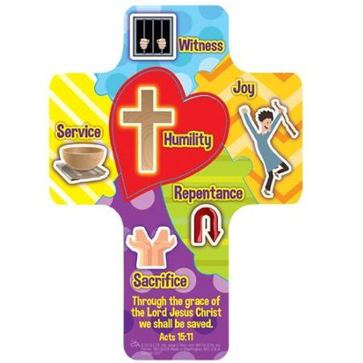Acts of the Savior Magnet Activity Kit  -