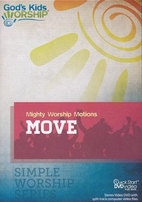 Simple Worship Series: Move   -     By: God's Kids Worship