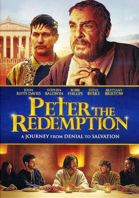 Peter: The Redemption, DVD   -