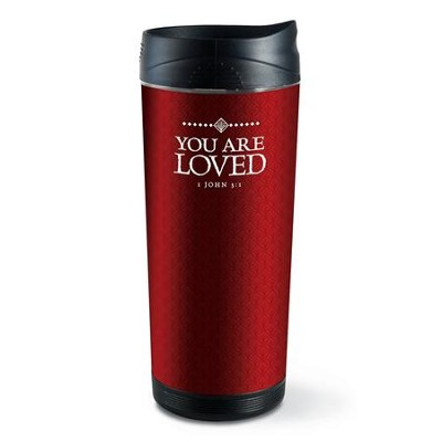 You Are Loved Tumbler  -