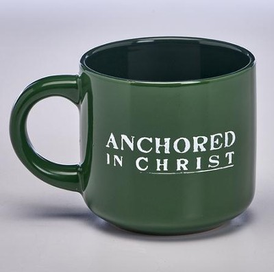 Anchored in Christ Mug  -