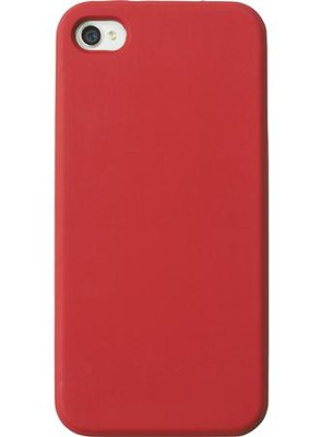 Blank, iPhone 5 Case, Red    -