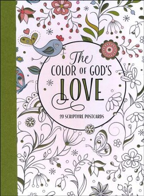The Color of God's Love   -     By: Lisa Stilwell