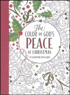 The Color of God's Peace at Christmas   -     By: Lisa Stilwell