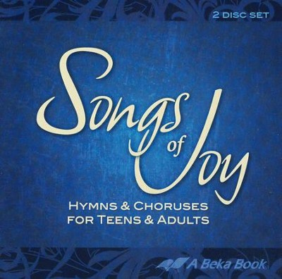 Abeka Songs of Joy Audio CDs (set of 2 CDs)   -