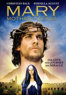 Mary, Mother of Jesus, DVD   -