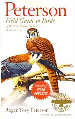 Peterson Field Guide to Birds of Western North America, Fourth Edition  -     By: Roger Peterson