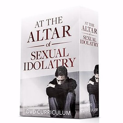 At The Altar Of Sexual Idolatry DVD Curriculum  -     By: Steve Gallagher