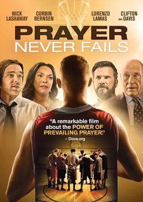 Prayer Never Fails, DVD   -