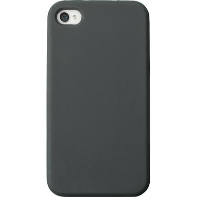 Blank, iPhone 4 Case, Black   -