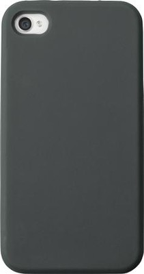 Blank iPhone 4 Case, Black   -