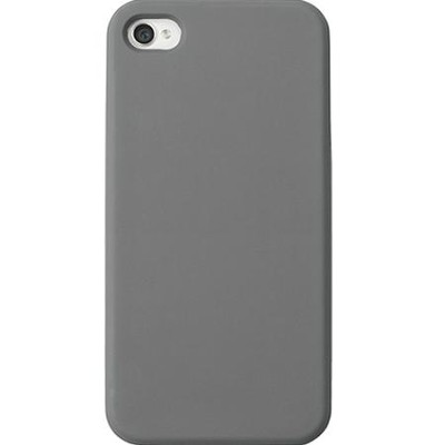 Blank, iPhone 4 Case, Gray   -