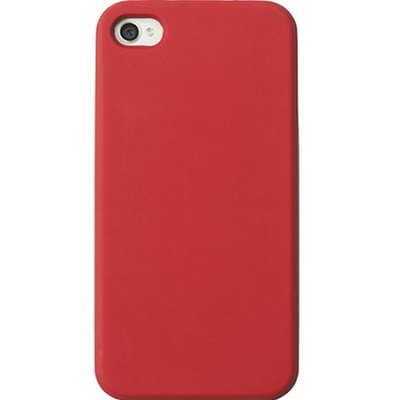 Blank, iPhone 4 Case, Red   -