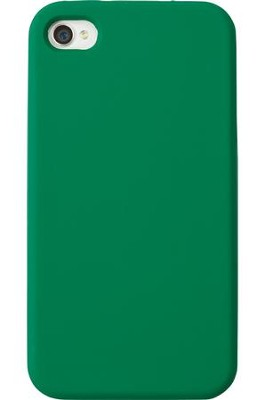 Blank iPhone 4 Case for Personalization, Green  -