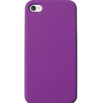 Blank, iPhone 4 Case, Purple   -
