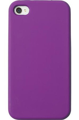 Blank iPhone 4 Case for Personalization, Purple  -