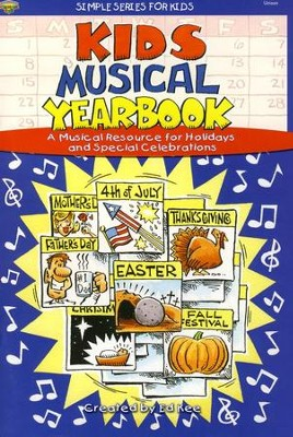 The Kids Musical Yearbook   -
