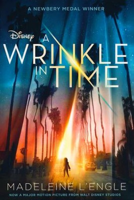 A Wrinkle in Time, Movie Tie-In Edition Paperback  -     By: Madeleine L'Engle