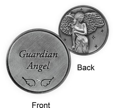 Guardian Angel, Pocket Token  -