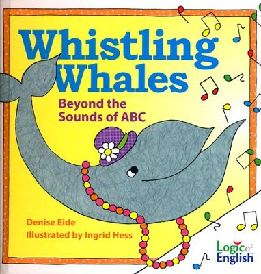 Whistling Whales: Beyond Sounds of ABC   -