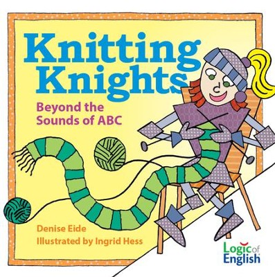Knitting Knights: Beyond the Sounds of ABC   -