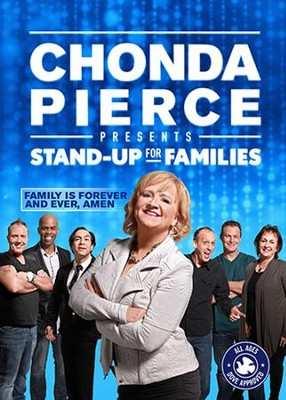 Family Is Forever and Ever, Amen DVD   -     By: Chonda Pierce