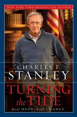 Turning the Tide: Real Hope, Real Change, Large Print  -     By: Charles F. Stanley